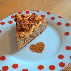 Pipapo Paleo: Rezept: Paleo Apfel-Mandel-Kuchen