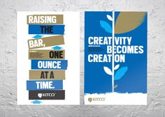 A series of posters for Kitco, Canada's leading precious metals company, explaining   their core brand values in an illustrative and organic manner.