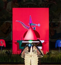 9fb8266d65 Shoes & purses · Lacoste célèbre sa collaboration avec Jean-Paul Goude à  Paris   LE MAGAZINE   LACOSTE