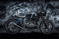 BMW R65 Cafe Racer - RocketGarage