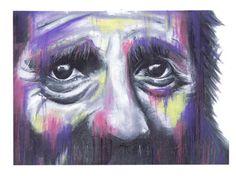 "Saatchi Online Artist Carrie Scott; Painting, ""Colour Explosion"" #art"