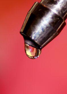 Goutte d'eau. réf: 5.6 ; 1/60 ; ISO800
