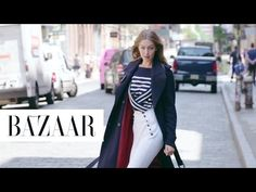 Gigi Hadid Introduces Tommy x Collection - Gigi Hadid's Favorite Spots In New York City