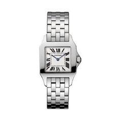 Cartier Midsize W25065Z5 Santos Demoiselle Bracelet Watch (Watch)  http://flavoredbutterrecipes.com/amazonimage.php?p=B000JSTBEO  B000JSTBEO