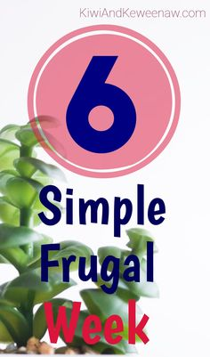 An awesome summary of a simple and frugal week from one Midwest family. They are saving money and living simply! With tips on dining out, gardening, and living frugal. Kiwi and Keweenaw covers it all! Six simple and frugal tips and tricks. Best Money Saving Tips, Money Saving Challenge, Money Tips, Saving Money, Save Money On Groceries, Ways To Save Money, Early Retirement, Frugal Tips, Budgeting Tips