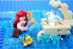 https://flic.kr/p/GUyJYV | Lego The Little Mermaid A Dinglehopper | See a picture you would like to have as a shirt? www.redbubble.com/people/xxdeadmanzz/portfolio