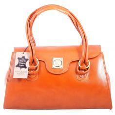 Leather messenger bag mod 9112