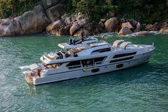Superyacht of the Week: MCP Yacht's superyacht Mars - Length 24m-40m - SuperyachtTimes.com