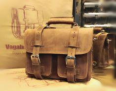 77d7b77a5ec6 35 Best For Work images in 2019 | Leather Bag, Leather bag men ...