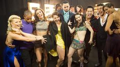 The All-Stars get in on the silliness! #sytycd