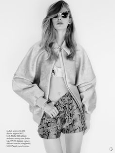 visual optimism; fashion editorials, shows, campaigns & more!: varsity blues: marnie harris by bec parsons for elle australia november 2013