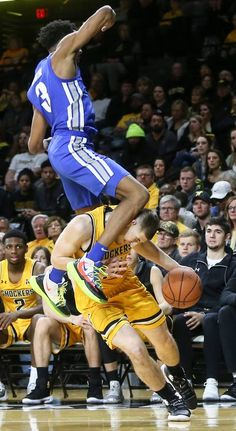 Wichita States Markis Mcduffie Has Always Been The Youngest And