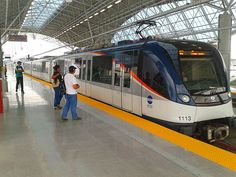 Alstom Metropolis trainset - Metro de Panama - Panama City - Wikipedia, the free encyclopedia