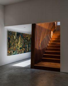 Dan Brunn rénove une maison conçue par Frank Gehry à Los Angeles - Journal du Design