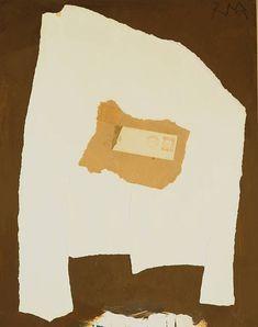 Robert Motherwell - Mail Figure 1959