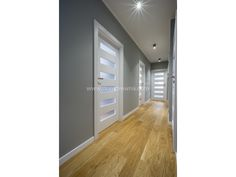 Drzwi PORTA - galeria 6 Interior Design Living Room, Living Room Designs, Entrance, Diy Home Decor, Storage, House, Rooms, Furniture, Ideas