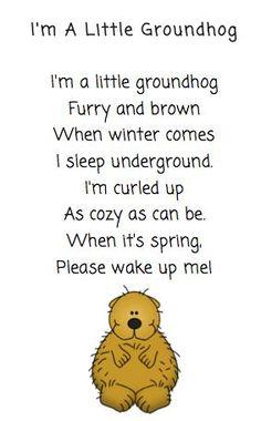 the very busy kindergarten groundhog day