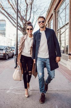 Paar Style, Couple Picture Poses, Stylish Couple, Classy Couple, Classy Men, Picture Outfits, Fashion Couple, Outfit Goals, Mens Fashion