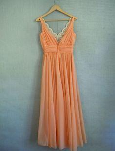Mike Benet Dress/ Aurora Borealis Rhinestone by SararaVintage, $287.00