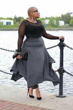 Plus Size Dresses Women S Vintage Clothing Looks Plus Size, Curvy Plus Size, Plus Size Girls, Plus Size Women, Xl Mode, Mode Plus, Plus Size Inspiration, Mode Inspiration, Plus Size Dresses