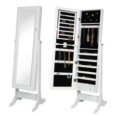 Best Choice Products� White Mirrored…