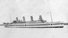 HMHS Britannic (United Kingdom) – After conversion into a hospital ship, the Britannic was either stuck by a mine or torpedoed on 21 November 1916 off the coast of Greece with the loss of 30 people in a lifeboat were killed during an attempt to escape the ship in a lifeboat without the captain's knowledge. It was sucked into the still moving propellers of the ship and destroyed.