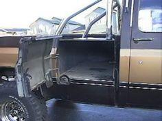 The Fall Guy Truck Secret Compartment Truck Mods, Gm Trucks, Cool Trucks, Chevy Trucks, Pickup Trucks, Hidden Compartments, Secret Compartment, Accessoires Pickup, Fall Guy Truck