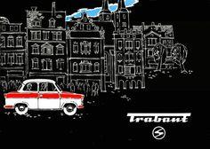 1962 Trabant P50 Brochure