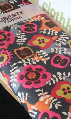 Liberty Fabric - Opium Tana Lawn