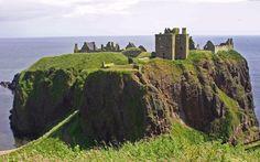 #1945043, dunnottar castle category - Free desktop dunnottar castle backround