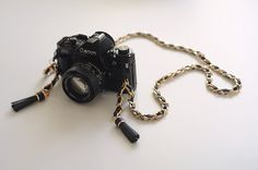 """""""I have a few camera straps at this point but this camera has become such an important part of my life/prized possession that I feel compelled to accessorize it."""" - Fieldguided"""