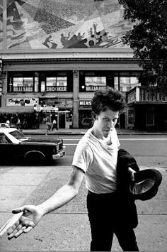 "theimpossiblecool: """"The beginning of it starts at the end."" Tom Waits. """