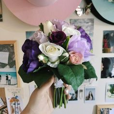 Are you getting married overseas and want to be ultra prepared? Then an artificial bouquet is for you // This one is for Candace who is getting married very soon // #destinationwedding #nesstbridal // x x