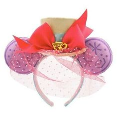 Minnie mouse headband limited release Minnie Mouse: The Main Attraction Ear Headband for Adults – Mad Tea Party – Limited Release Disney Accessories Hair Accessories Mad Tea Parties, Tea Party, Disney Theme, Disney Food, Disney Diy, Disney Stuff, Walt Disney, Minnie Mouse Headband, Disney Mickey Ears