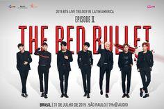 2015 BTS Live Trilogy in Brazil: faltam duas semanas