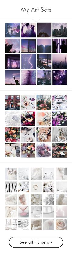 """""""My Art Sets"""" by shannonmarie-xo ❤ liked on Polyvore featuring art, white, clean, moodboard, aesthetic, Victoria's Secret, National Geographic Home, country, interior and interiors"""