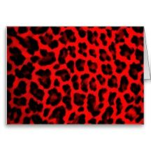 red leopard print - Google Search