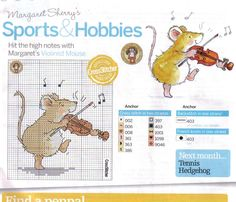 Sports and Hobbies Mouse