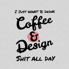 Eu só quero café e design todo dia - Eu Compraria! Blog