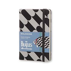Moleskine The Beatles Limited Edition Notebook Pocket Rul...