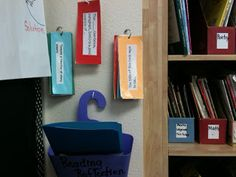Obsessively Teaching Fourth Grade!: ORGANIZATION IDEAS
