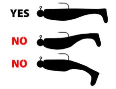 How to rig a swimbait.  www.bigjoshyswimbaits.com