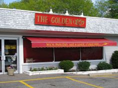 """The Golden Egg, Portsmouth, NH  One of the best breakfast places I've ever been to! Winner of my """"best fruit cup"""" award!"""