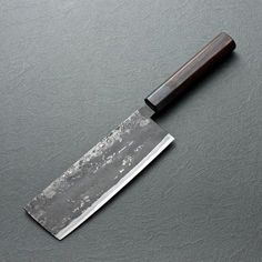 Of all the tools and utensils utilized in the kitchen area today, it is most likely the knife that rewards the most cautious choice. When you consider it, a knife is an extension of your hand. To fillet, slice and chop requires manual mastery. Cool Knives, Knives And Tools, Knives And Swords, Knife Shapes, Japanese Kitchen Knives, Japanese Chef, Sharpening Stone, Knife Art, Kitchen Equipment