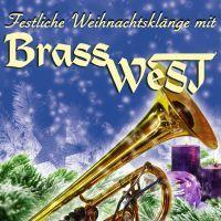 Festliche Weihnachtsklänge mit BrassWeST ist Titel der ersten Produktion dieser Tiroler Formation - ein abwechslungsreicher Mix aus traditionellen sowie modernen Weihnachtsliedern und Klassik. Das Miteinander steht in der Musik im Vordergrund; darauf beruht auch die Namensgebung des Ensembles: WeST - Weerberg, Steinberg a.R. und Terfens sind die Heimatorte der Musiker. Die zahllosen Auftritte bei verschiedenen Konzerten,
