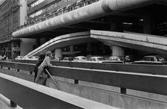 Helsinki oli maaseudun nuorille 1970-luvulla ikkuna suureen maailmaan. Kuva: Helsingin kaupunginmuseo/Eeva Rista 1970.