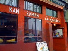 Kan Zuman on Haight St. in S.F.