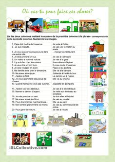 French Learning Videos Teachers How To Learn French Book French Basics, Ap French, Core French, Learn French, French Verbs, French Grammar, Learning French For Kids, Teaching French, Handout
