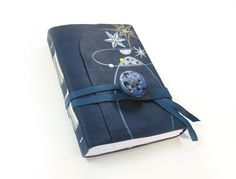 JOURNAL SALE 15  Blue Moon  Leather Journal / Notebook / by Baghy, $48.00