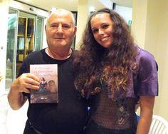 """Presentazione libro """"La Maledizione di Ondine"""" - Valentina Barbieri -Hotel Astra #paranormal #fantasy #Riccione"""